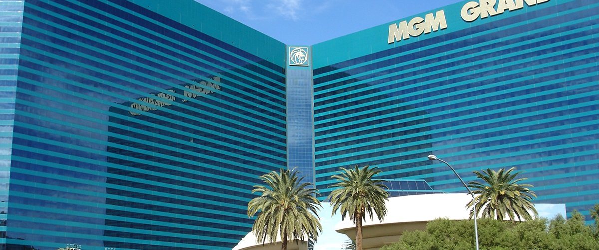 MGM Grand Hotel & Casino - Las Vegas, NV