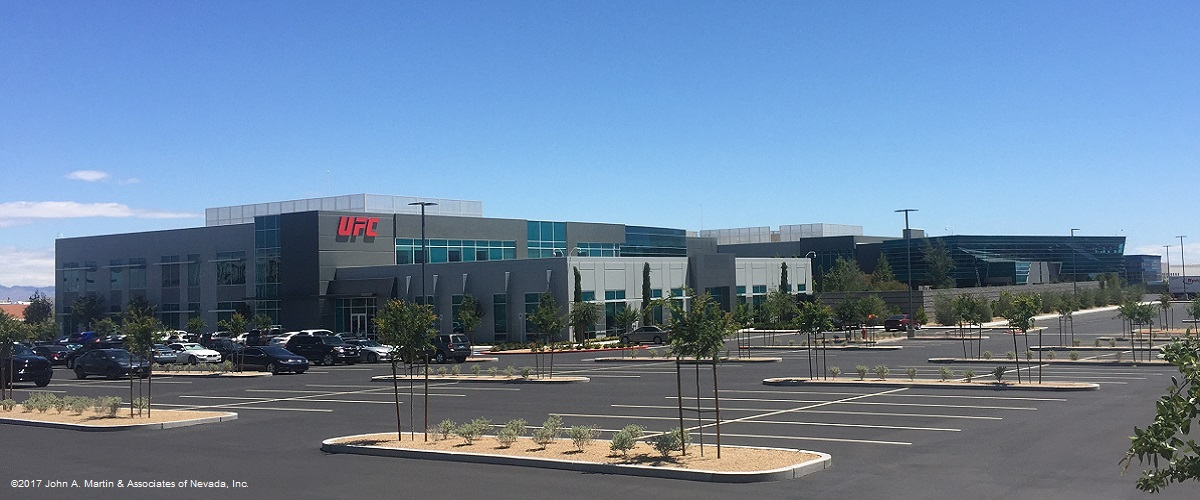 UFC Headquarters - Las Vegas, NV